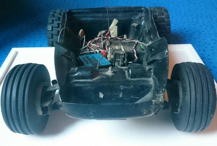 Buggy Micro Racing élec suspendu 5