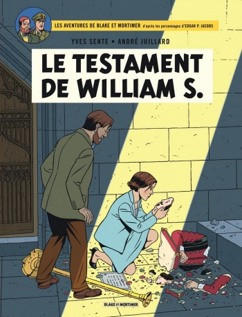 Blake Et Mortimer - T24 - Le Testament de William S