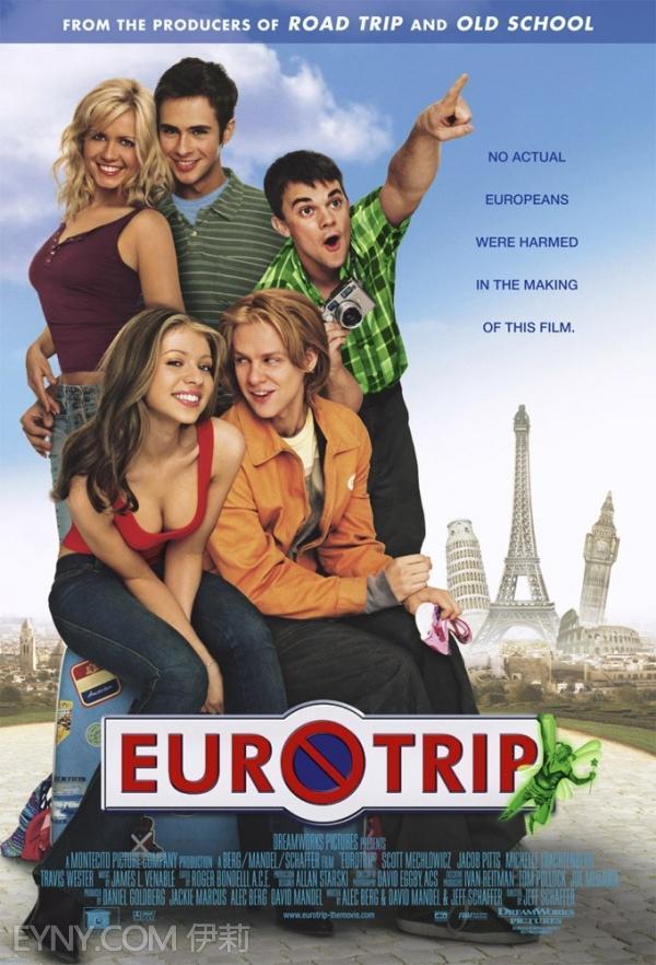 歐洲任我行 Eurotrip