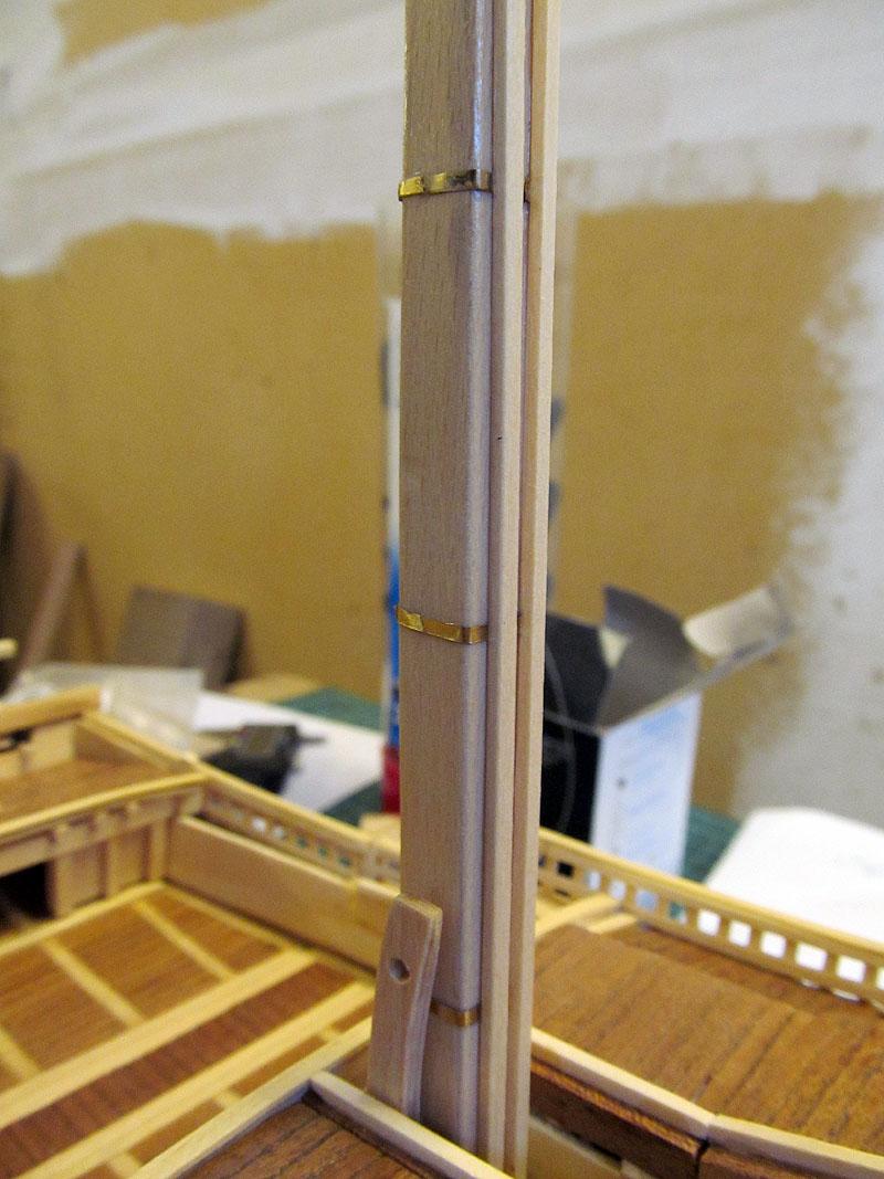 Construction d'un Higaki Kaisen - 1/72 - Scratch  - Page 6 17011804584118121214781710