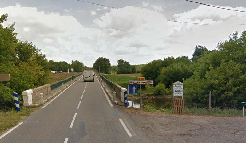 pont de Pontonx GE