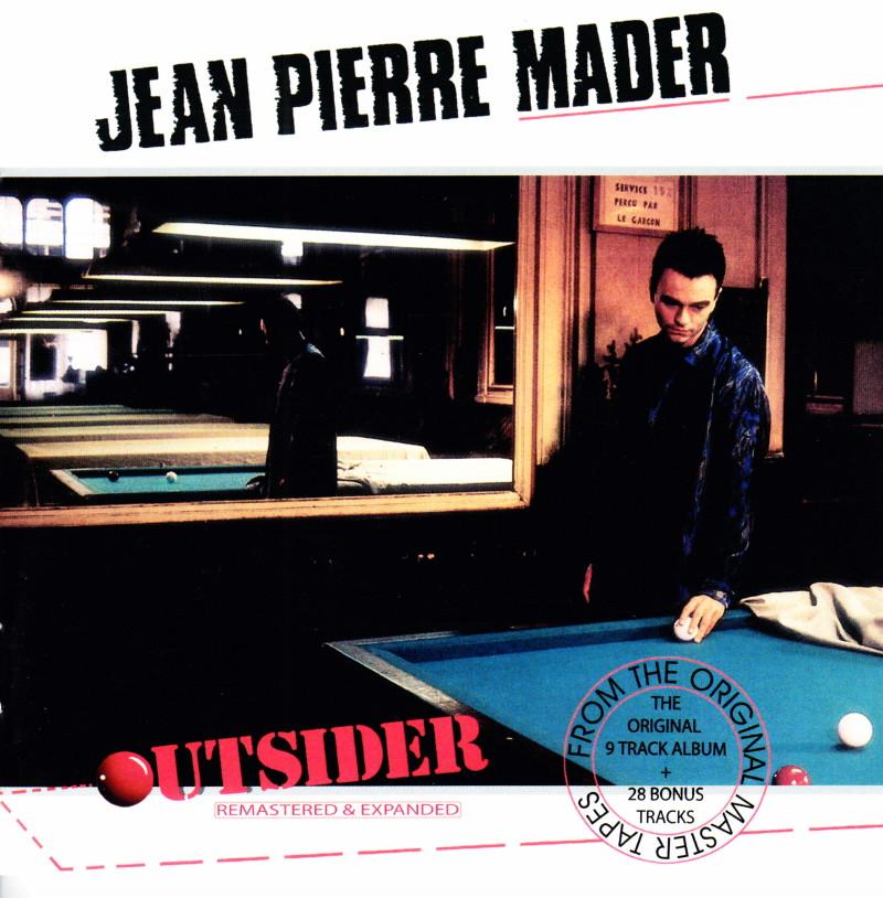 """JEAN-PIERRE MADER : chronique des rééditions 2017 de """"Microclimats"""" (1985) et """"Outsider"""" (1986) 17012011005222355014788277"""