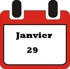 Janvier 29