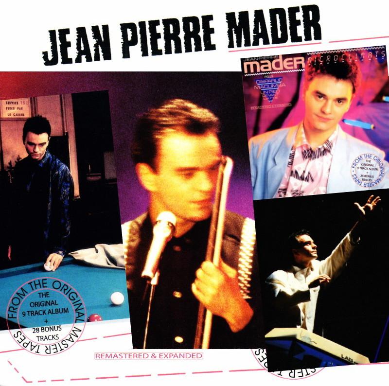 """JEAN-PIERRE MADER : chronique des rééditions 2017 de """"Microclimats"""" (1985) et """"Outsider"""" (1986) 17012101310722355014788402"""