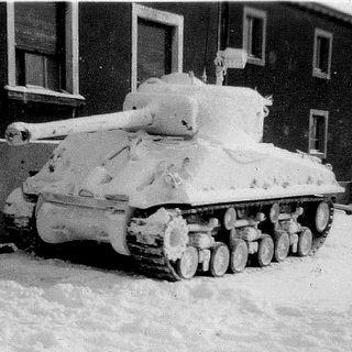 Sherman - Sherman Bataille des ardennes 17012308535216515014794333