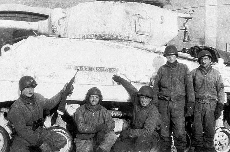 Sherman - Sherman Bataille des ardennes 17012308535216515014794334