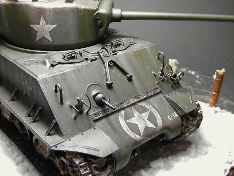[ACADEMY 1/35 ] SHERMAN M4A3 76 MM  17020108374321038614818664