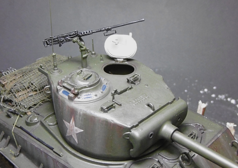 [ACADEMY 1/35 ] SHERMAN M4A3 76 MM  17020108374721038614818665