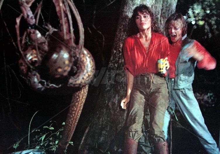 INSTANTANÉ : AMAZONIA, LA JUNGLE BLANCHE (1985) dans CINÉMA 17020408060215263614823205